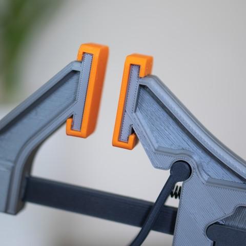 DSC09883-2.jpg Télécharger fichier STL gratuit Pince de détente à prise rapide imprimable (fonctionnelle) • Design imprimable en 3D, arron_mollet22
