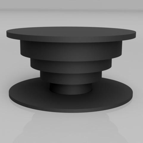 cfaf66460491c6b296f019ff70605d81_display_large.jpg Download free STL file PopSocket Phone Grip (Functional and Easily Printable) • 3D print object, arron_mollet22