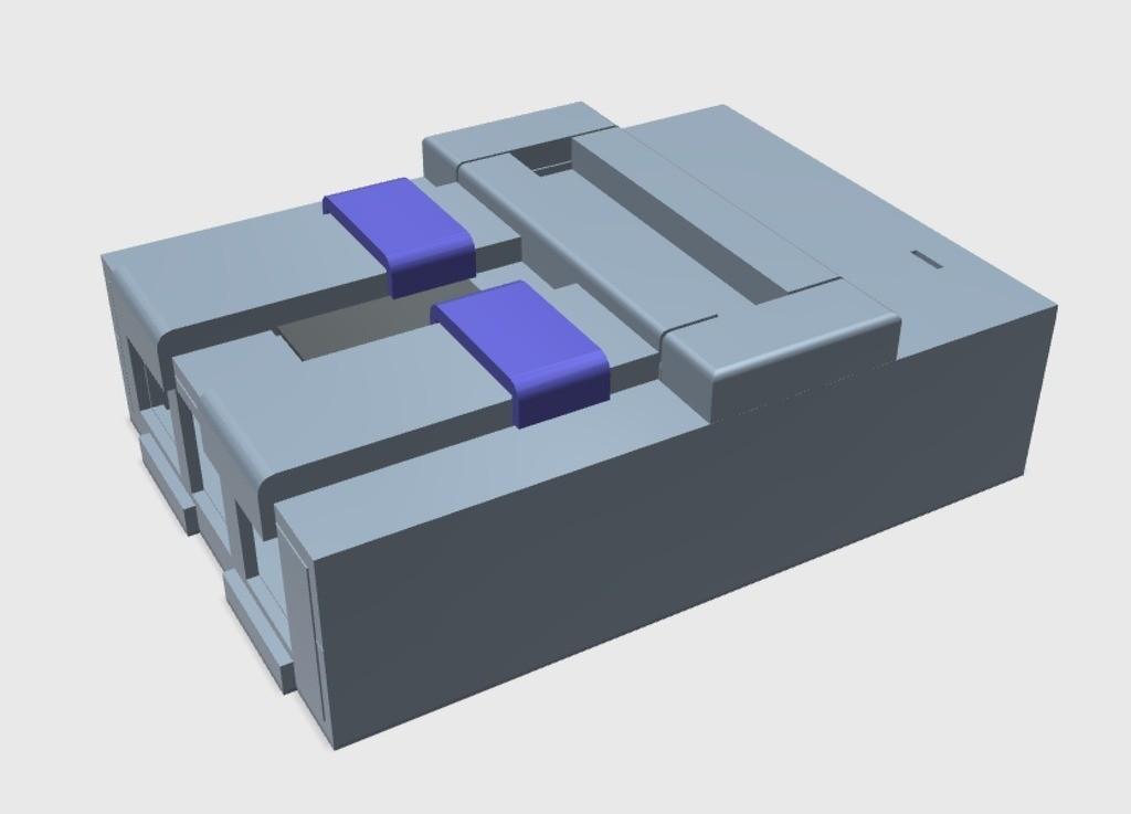 2193a3257b54e2ffba6d5ab7d207f92b_display_large.jpg Download free STL file Super Nintendo Raspberry Pi Case • 3D print design, arron_mollet22