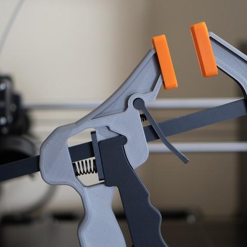 DSC09875-2.jpg Télécharger fichier STL gratuit Pince de détente à prise rapide imprimable (fonctionnelle) • Design imprimable en 3D, arron_mollet22