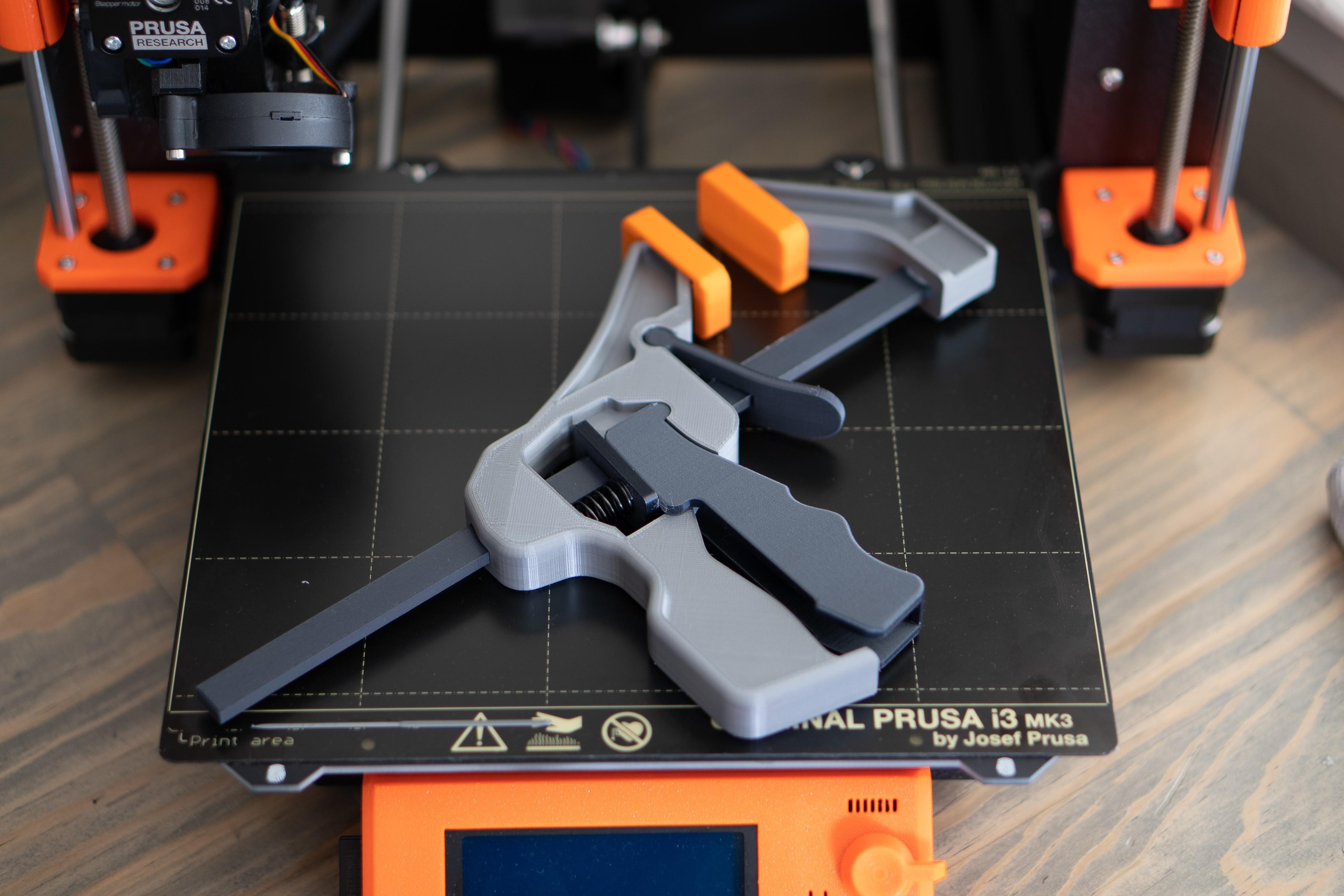 DSC09878-2.jpg Télécharger fichier STL gratuit Pince de détente à prise rapide imprimable (fonctionnelle) • Design imprimable en 3D, arron_mollet22