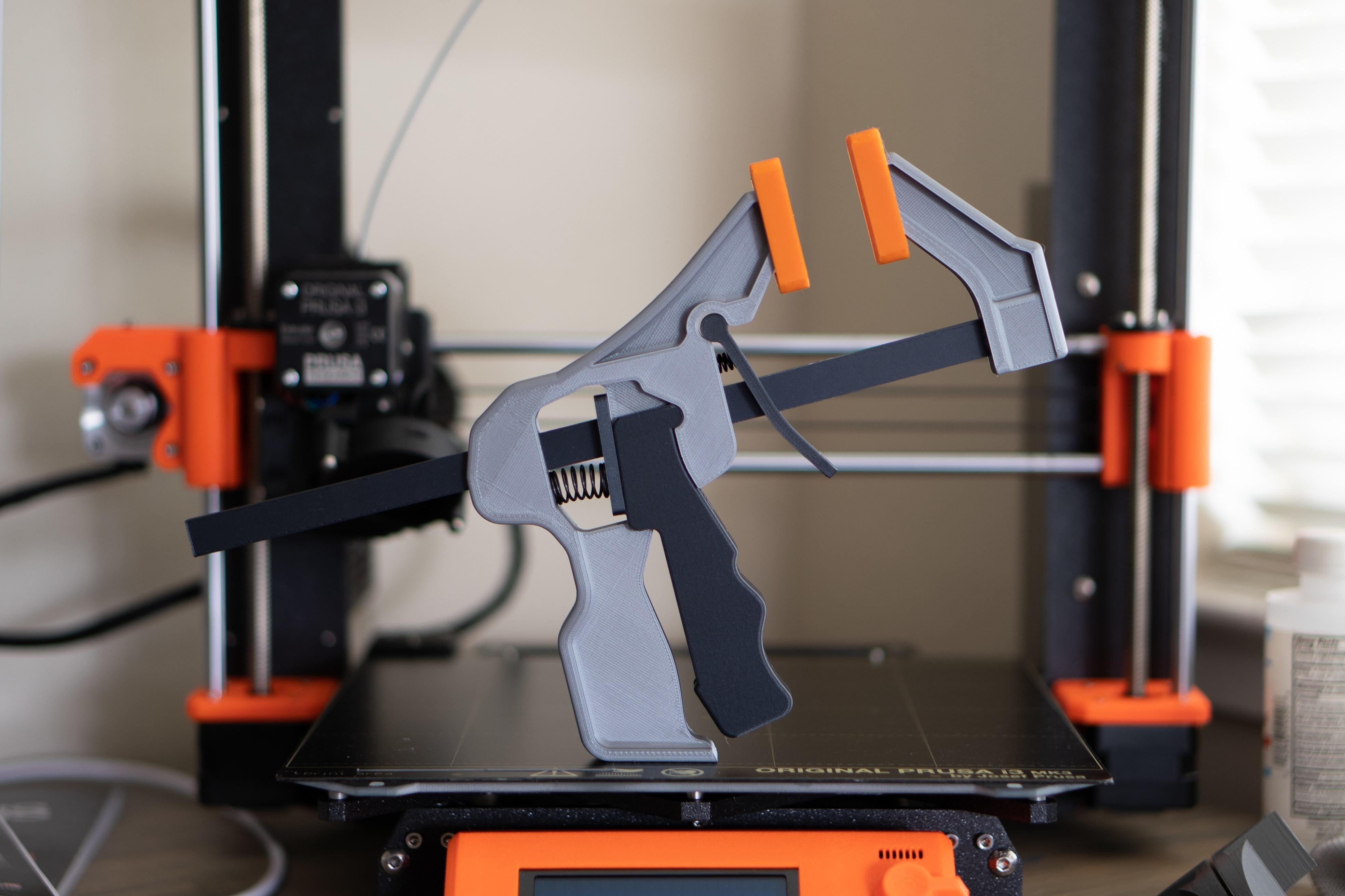 DSC09873-2.jpg Télécharger fichier STL gratuit Pince de détente à prise rapide imprimable (fonctionnelle) • Design imprimable en 3D, arron_mollet22