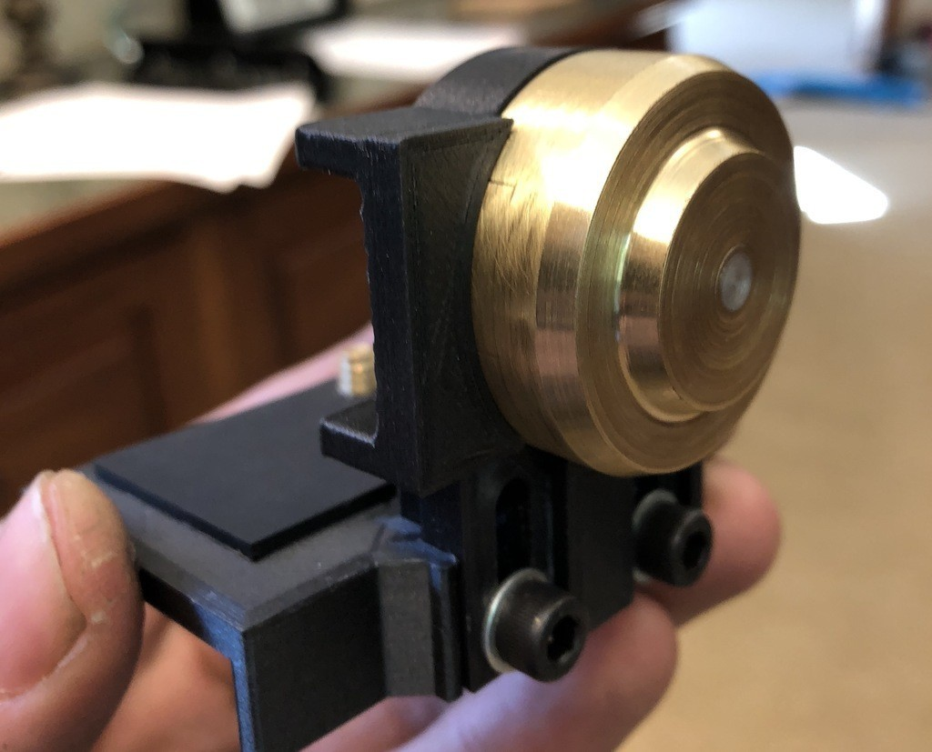 8625a5629527480eb7f6edab30b72e4e_display_large.JPG Download free STL file Smooth Q Gimbal - Camera Attachment (Sony RX100 & Others) • 3D printing model, arron_mollet22