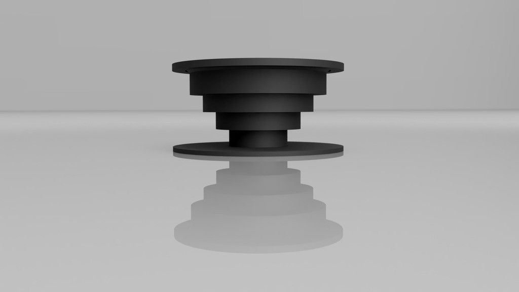 9f19679efac20fff712193159880b7f4_display_large.jpg Download free STL file PopSocket Phone Grip (Functional and Easily Printable) • 3D print object, arron_mollet22