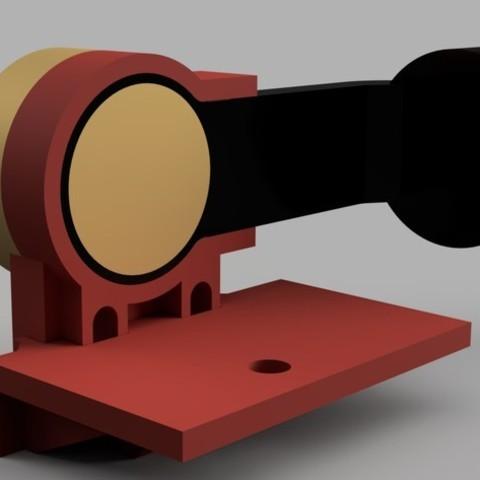 9c87b00c6bd7f19ba065721b5cc90269_display_large.jpg Télécharger fichier STL gratuit Cardan Q lisse - Fixation pour caméra (Sony RX100 et autres) • Modèle pour imprimante 3D, arron_mollet22