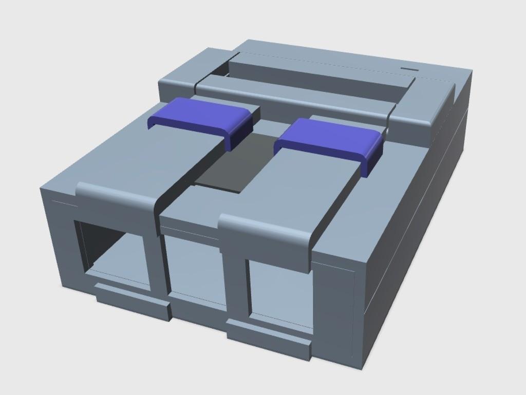e48aaee0a2d4cc5b2ccc12792b479823_display_large.jpg Download free STL file Super Nintendo Raspberry Pi Case • 3D print design, arron_mollet22