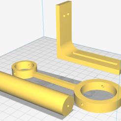 Download 3D printer model Hot hair support for soldering station, Bernardo70