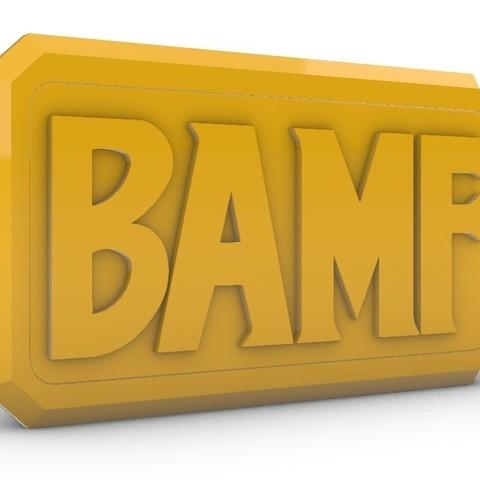 Objet 3D gratuit Boucle BAMF McCree BAMF, LaraCraft