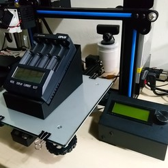 Download 3D printing models OPUS BT-C3100 SUPPORT, FARRUQUITO