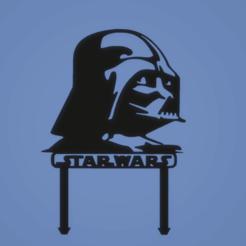5dbe707546110ba91717c29dc2f15160.png Download STL file TOPPER Star Wars • 3D printer model, FARRUQUITO