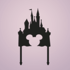 f25736e0c02a575a91a9531f85fce857.png Download STL file TOPPER Mickey • 3D printer object, FARRUQUITO