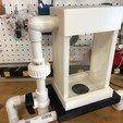 3D printing model Algae Turf Scrubber, RickNC