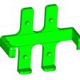 Screen Shot 2018-10-06 at 11.56.05 AM.png Download STL file Ecotech ReefLink Wall Mount • 3D print template, RickNC