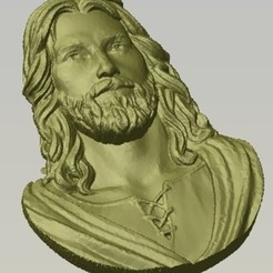 JESUS 1.jpg Download free STL file JESUS 1 • 3D print object, alondono862