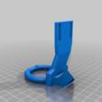Fan_de_capa_con_turbina.png Télécharger fichier STL gratuit Mise à jour pour MK8 avec clone e3D - Version 2 • Plan pour impression 3D, estebanmeurat
