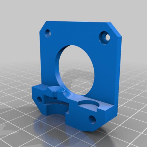 Fondo_con_hobbed_Malevo.png Télécharger fichier STL gratuit Mise à jour pour MK8 avec clone e3D - Version 2 • Plan pour impression 3D, estebanmeurat