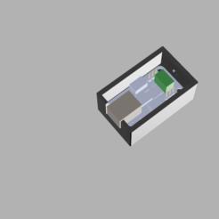 Load Cell USB controller 2.png Download STL file leobodnars loadcell interface enclosure • Template to 3D print, Simracing_design