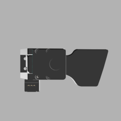 Clutch Paddle .png Download STL file CLUTCH PADDLE • Design to 3D print, Simracing_design