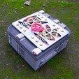 Fichier imprimante 3D Boîte de porte sous-marine, Odrivous