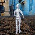 Archivos 3D Samuel Vimes - Discworld, Odrivous