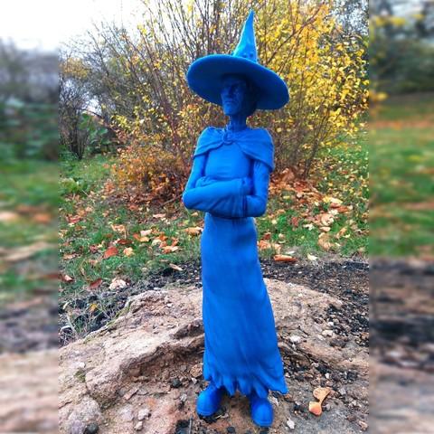 Plan imprimante 3D Cire de grand-mère - Discworld, Odrivous
