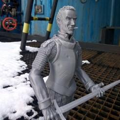 Télécharger modèle 3D Samuel Vimes - Discworld, Odrivous