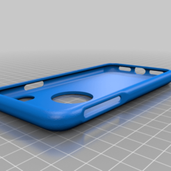 Download free 3D printing models iPhone X FLEX Case, TROISI