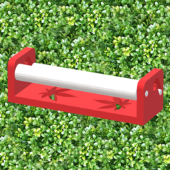 roller.png Download STL file ROLLING MACHINE 72mm • 3D printable model, TROISI