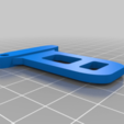 Download free 3D printer designs Fiat Toro / Ram 1000 - Seatbelt plug, TROISI