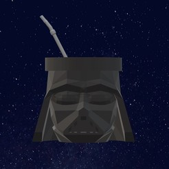Download 3D printing models MATE DARTH VADER, TROISI