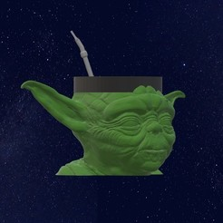Download 3D printing designs MATT YODA, TROISI