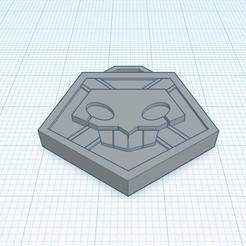 Download free 3D printer model Substitute Shinigami Badge, joshuadierolf