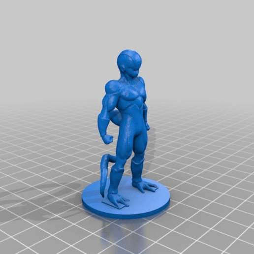 39c5c76650a4a8b0e239c41d24a8c954.png Télécharger fichier STL gratuit Freeze avec plaque de base • Objet pour impression 3D, JeenyusPete