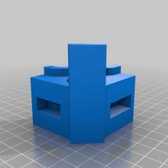 Chiron_Feet_Reinforced.png Télécharger fichier STL gratuit Pieds de Chiron renforcés en Anycubic • Modèle pour impression 3D, JeenyusPete