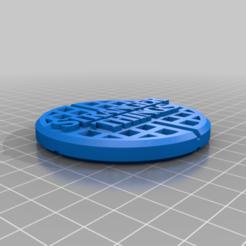Stranger_Things_Waffle.png Télécharger fichier STL gratuit La gaufre des choses étranges • Plan pour impression 3D, JeenyusPete