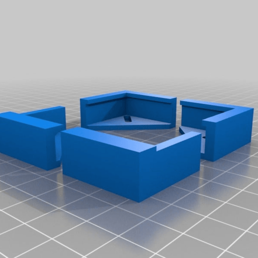 dd5fa0ea2942fbeec24387c2b378b9bc.png Download free STL file FlashForge Creator Pro Go-3DPrint.com Glass Bed Clips • 3D printer design, JeenyusPete