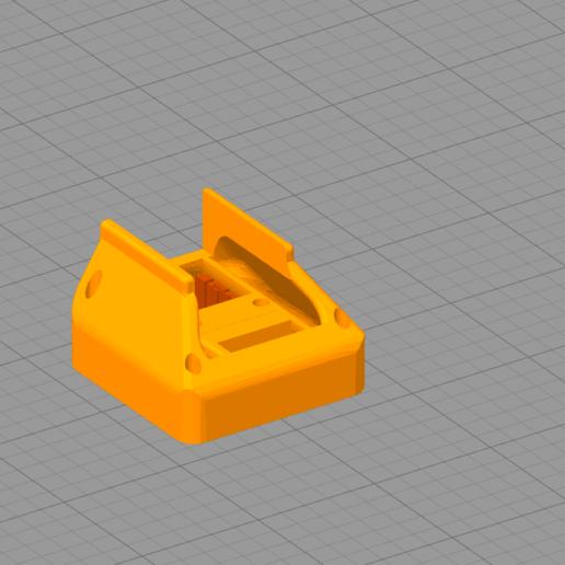 Microswiss_Hotend_Fan_Shroud.png Download free STL file Microswiss Fan Shroud Light Version! • 3D printable design, JeenyusPete