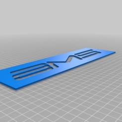 Download free STL file AMS Intercooler Stencil • Design to 3D print, JeenyusPete