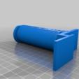 Télécharger fichier STL gratuit Porte-bobine à double extrusion FlashForge Creator Pro Wide And Thin Style • Design à imprimer en 3D, JeenyusPete