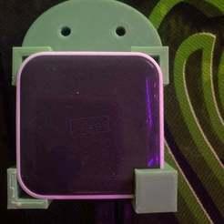Download free 3D printing templates Staples USB Hub wall mount, JeenyusPete