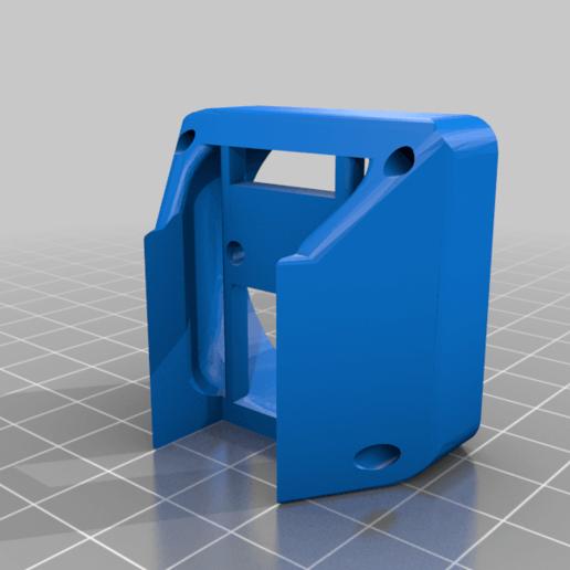 microswiss_fan_shroud.png Download free STL file Microswiss Fan Shroud Light Version! • 3D printable design, JeenyusPete