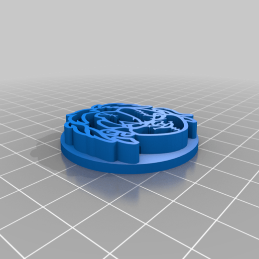 chucky_cookie_Stamp.png Download free STL file Chucky Cookie Cutter And Stamp • 3D printable design, JeenyusPete