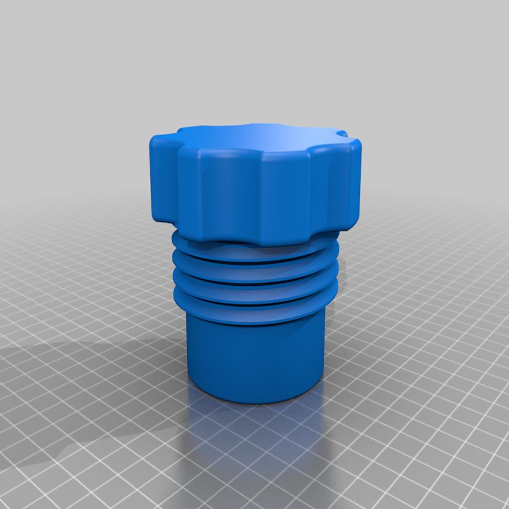 Press_Pusher.png Télécharger fichier STL gratuit Presse à main • Plan imprimable en 3D, JeenyusPete
