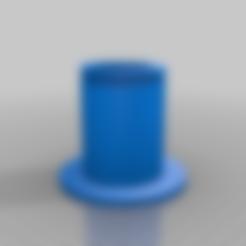 D3D_Refillable_Spool_Fix_Nut.stl Télécharger fichier STL gratuit Sigma D3D Spool ReUser • Objet à imprimer en 3D, JeenyusPete