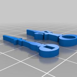 Download free STL file Kit Kat Klock Replacment Hands • 3D printer model, JeenyusPete
