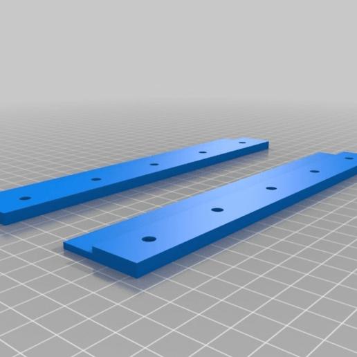 36d94c957c1af58760bd2c279f723374.png Télécharger fichier STL gratuit Porte-porte extérieure en verre acrylique de 2,5 millions de mètres, coulissant vers le haut et vers le bas • Design imprimable en 3D, JeenyusPete