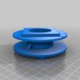Télécharger fichier STL gratuit Honda Weed Wacker Line Spool • Modèle pour imprimante 3D, JeenyusPete