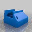 microswiss_fan_shroud_edited.png Download free STL file Microswiss Fan Shroud Light Version! • 3D printable design, JeenyusPete