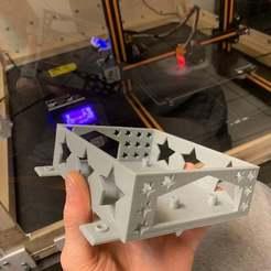 Télécharger fichier STL gratuit Boîtier de carte mère montable pour CR-10S PAS POUR CR-10. • Design imprimable en 3D, JeenyusPete