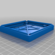 eb393f83fdb80e8c32755713d054e75e.png Download free STL file Hinged, Hooked, CR 10(S) LCD screen mount. • 3D printable model, JeenyusPete